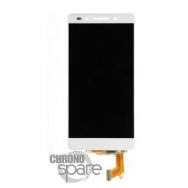 Ecran LCD + Vitre Tactile Blanche Honor 7