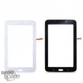 Vitre tactile Noire Samsung Galaxy Tab3 Lite T113