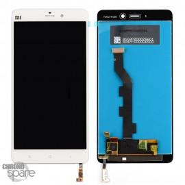 Ecran LCD + Vitre tactile blanche Xiaomi Note Pro