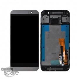 Ecran LCD et Vitre tactile Gris sideral HTC One M9