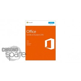 Licence Microsoft Office 2016 Famille et Etudiant