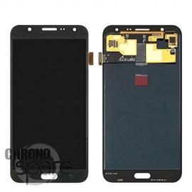 Ecran LCD et Vitre Tactile Noire Samsung J7 J710F (officiel) GH97-18855A
