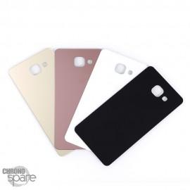 Vitre arrière Or Rose Samsung Galaxy A5 2016 A510F