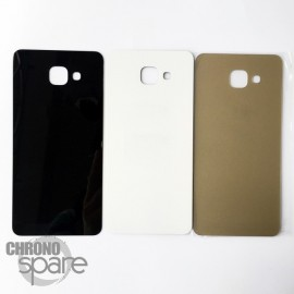 Vitre arrière Or Samsung Galaxy A7 A710F