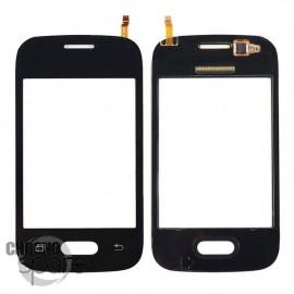 Vitre tactile noire Samsung Galaxy Pocket 2 G110H