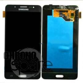Ecran LCD et Vitre Tactile Noire J5 2016 J510F (officiel) GH97-18792B