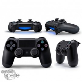 Manette type Dualshock Sony Playstation PS4 Noire