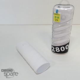 Powerbank 2800mAh Blanc