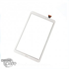 Vitre tactile blanche Samsung Galaxy Tab E T560