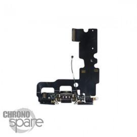 Nappe connecteur de charge lightning iPhone 7 Noir