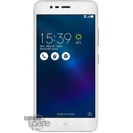 Ecran LCD + Vitre Tactile Blanc pour Asus Zenfone 3 Max ZC520TL