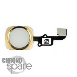 Nappe bouton Home Or Iphone 6 / 6 plus