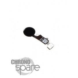 Nappe bouton Home Noire iPhone 7 (Factice)
