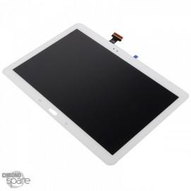 Vitre Tactile + Ecran LCD Samsung Tab Pro 10.1 Lte (T525) GH97-15539A Blanc (officiel)