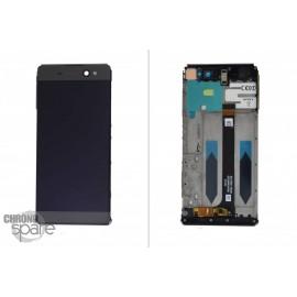 Ecran LCD + Vitre tactile Noire Sony Xperia XA Ultra Dual F3211/F3212/F3215/F3216 (officiel) A/8CS-59290-0003
