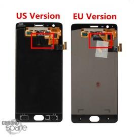 Ecran LCD et Vitre Tactile Noir OnePlus 3 (KM05 Rev 1.3)