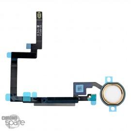 Nappe bouton home iPad mini 3 blanche
