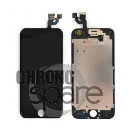 Ecran LCD + vitre tactile iPhone 6S plus Noir (Tianma LCD)