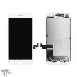 Ecran LCD + vitre tactile iphone 7 plus Blanc (Tianma LCD)