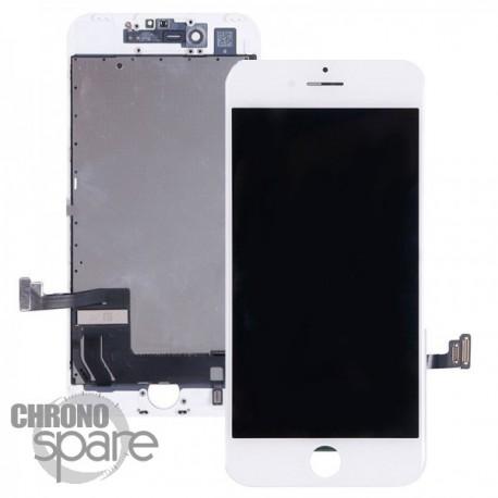 Ecran LCD + vitre tactile iphone 7 Blanche (Tianma LCD)