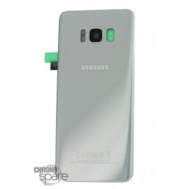 Vitre arrière noire Samsung Galaxy S8 (SM-G950F)