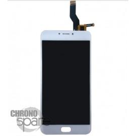 Ecran LCD + Vitre tactile Blanc Meizu M3 Note (L681H)