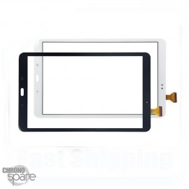 Vitre tactile blanche Samsung Tab A 2016 T580/T585