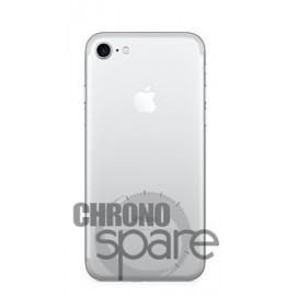 Chassis arrière iPhone 7 Argent - sans nappes