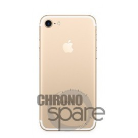 Chassis arrière iPhone 7 Or - sans nappes