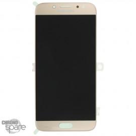 Ecran LCD + Vitre Tactile OR Samsung Galaxy J7 2017 J730F (officiel) GH97-20736C