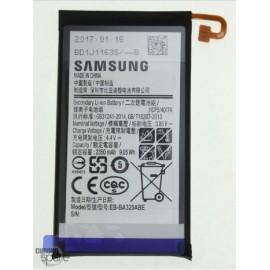 Batterie Samsung Galaxy A3 2017 A320F (officiel) EB-BA320ABE GH43-04677A 2500MAH
