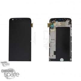 Bloc écran LCD et Vitre Tactile noire LG G5 H850 (Compatible) - ACQ88809161