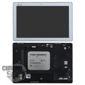 Ecran LCD et Vitre Tactile Blanche Asus Zenpad 10 Z300M (P00C) (officielle)