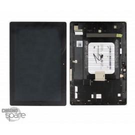 Ecran LCD et Vitre Tactile Noire Asus Zenpad 10 Z300M (P00C) (officiel)