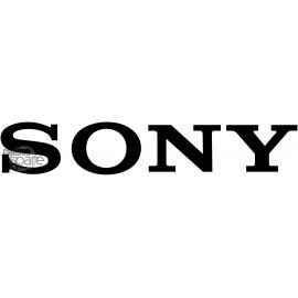 Ecran LCD et Vitre tactile avec châssis Sony Xperia XZ Premium G8141 (officiel) Chrome lumineux
