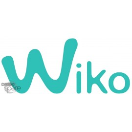Cache batterie Wiko Freddy 4G Turquoise