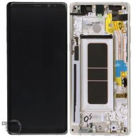 Vitre tactile et écran LCD Samsung Galaxy Note 8 SM-N950F (officiel) Or