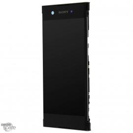 Ecran LCD & Vitre tactile Noire Sony Xperia XA1 (Officiel)