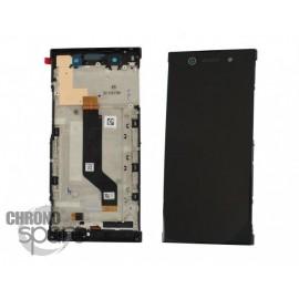 Ecran LCD & Vitre tactile Noire Sony Xperia XA1 Ultra (Officiel) (G3221, G3212, G3226)