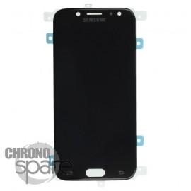 Ecran LCD + Vitre Tactile Noir Samsung Galaxy J5 2017 J530F (officiel)