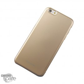 Coque souple Jelly - Iphone 6/6S - Or