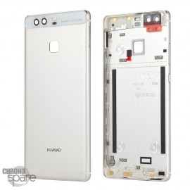 Cache batterie Huawei P9 Blanc