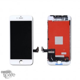 Ecran LCD + vitre tactile iPhone 8 Plus Blanc (OEM LCD)