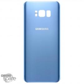 Vitre arrière orchidée Samsung Galaxy S8 Plus (SM-G955F)