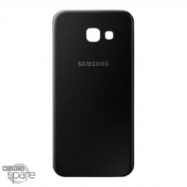 Vitre arrière noire Samsung Galaxy A3 2017 (A320F)