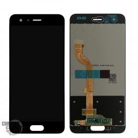 Ecran LCD + Vitre Tactile Honor 9 Noir