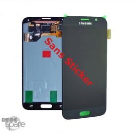 Vitre tactile + écran LCD Samsung Galaxy S6 (G920F) Noir GH97-17260A (officiel)