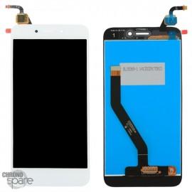 Ecran LCD & Vitre Tactile Honor 6A - Blanc