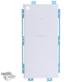 Vitre arrière Sony Xperia XA1 Ultra - Blanc