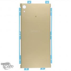 Vitre arrière Sony Xperia XA1 Ultra - Or